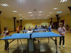 Section Tennis de table